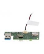 Fujitsu Dual microSD Enterprise - USB flash-enhet - 64 GB - USB