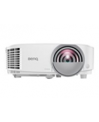 BenQ MW826ST - DLP-projektor - bärbar - 3D - 3400 ANSI lumen