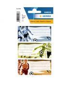 Herma stickers Vario skolboks fotboll (3)