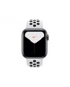 Apple Watch Nike Series 5 (GPS) - 40 mm - silveraluminium