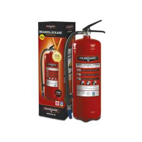 Brandskydd - Brandsläckare pulver 55A 6kg