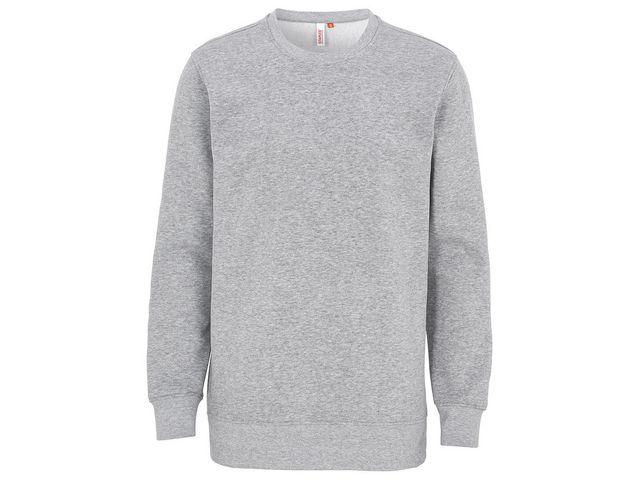 Bonn Male Crewneck GREYMEL. 3XL