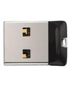 SanDisk Cruzer Fit - USB flash-enhet - 64 GB - USB 2.0