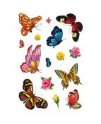 Herma stickers Classic Tattoo fjäril (1)