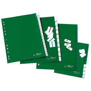 Insticksregister Durable A4, 1-10