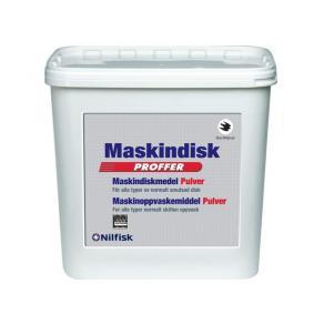 Maskindisk Proffer 5 kg