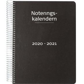Noteringskalendern 20-21 för lärare